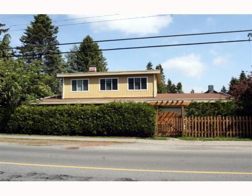 """Main Photo: 5983 16TH Avenue in Tsawwassen: Beach Grove House for sale in """"BEACH GROVE"""" : MLS®# V768539"""