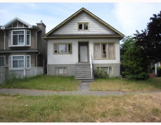 Main Photo: 5893 BATTISON Street in Vancouver: Killarney VE House for sale (Vancouver East)  : MLS®# V772428
