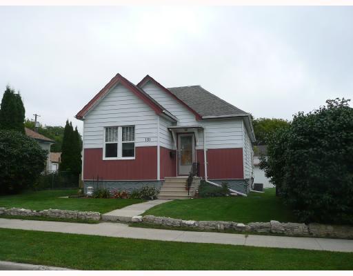 Main Photo: 151 HARTFORD Avenue in WINNIPEG: West Kildonan / Garden City Residential for sale (North West Winnipeg)  : MLS®# 2817648