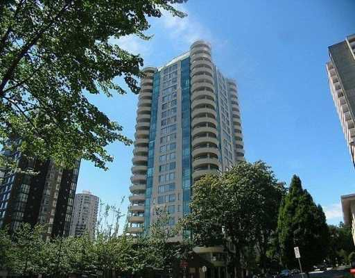 "Main Photo: 605 1020 HARWOOD Street in Vancouver: West End VW Condo for sale in ""THE CRYSTALLIS"" (Vancouver West)  : MLS®# V776368"