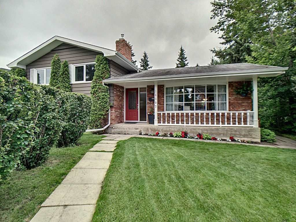 Main Photo: 14107 58 Avenue in Edmonton: Zone 14 House for sale : MLS®# E4165482