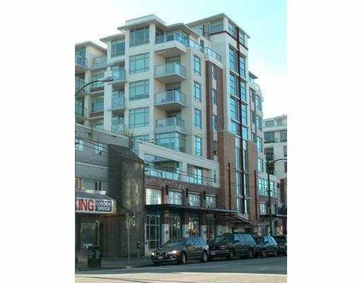 "Main Photo: 410 2228 W BROADWAY BB in Vancouver: Kitsilano Condo for sale in ""THE VINE"" (Vancouver West)  : MLS®# V717664"