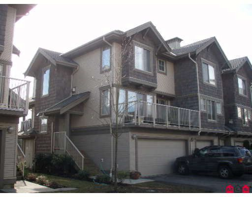 """Main Photo: 16 20761 DUNCAN Way in Langley: Langley City Townhouse for sale in """"WYNDHAM LANE"""" : MLS®# F2903642"""