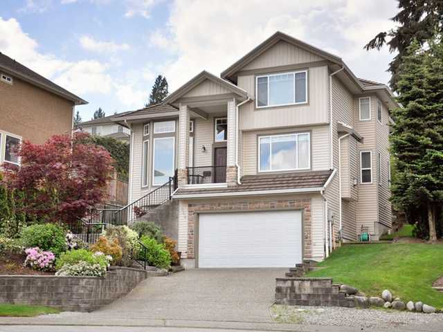 """Main Photo: 984 CRYSTAL Court in Coquitlam: Ranch Park House for sale in """"RANCH PARK"""" : MLS®# V837739"""
