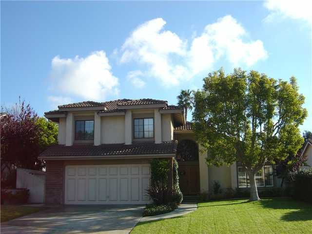 Main Photo: ENCINITAS House for sale : 4 bedrooms : 1627 Orange Blossom Way