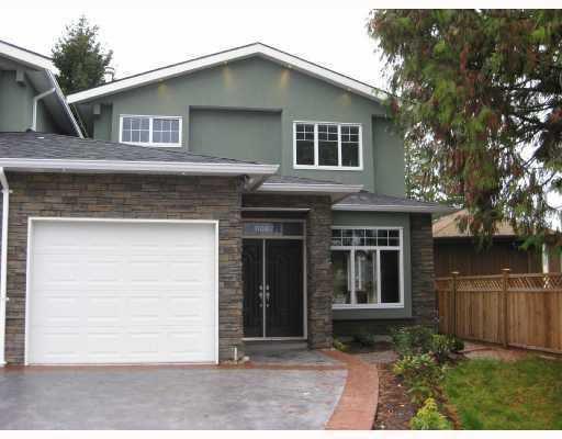 Main Photo: 6087 WALKER Avenue in Burnaby: Upper Deer Lake House 1/2 Duplex for sale (Burnaby South)  : MLS®# V768844