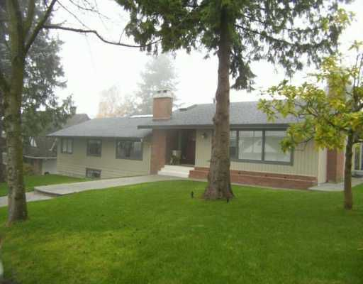 Main Photo: 2007 W 29TH AV in Vancouver: Quilchena House for sale (Vancouver West)  : MLS®# V576596