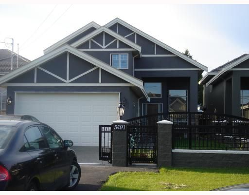 Main Photo: 5491 WALTON Road in Richmond: Riverdale RI House for sale : MLS®# V756680