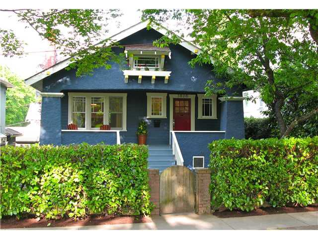 """Main Photo: 3826 LAUREL Street in Vancouver: Cambie House for sale in """"DOUGLAS PARK"""" (Vancouver West)  : MLS®# V839075"""