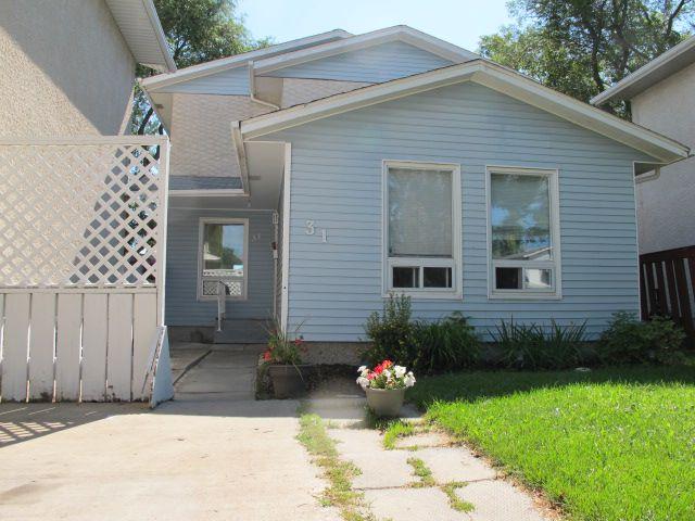 Main Photo:  in WINNIPEG: East Kildonan Residential for sale (North East Winnipeg)  : MLS®# 1016215