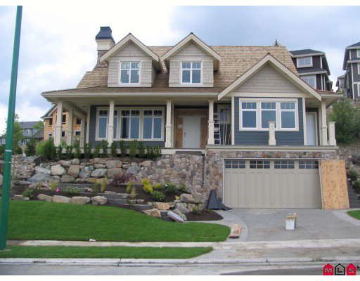 """Main Photo: 2581 LAVENDER Court in Abbotsford: Abbotsford East House for sale in """"Eagle Mountain"""" : MLS®# F2819278"""