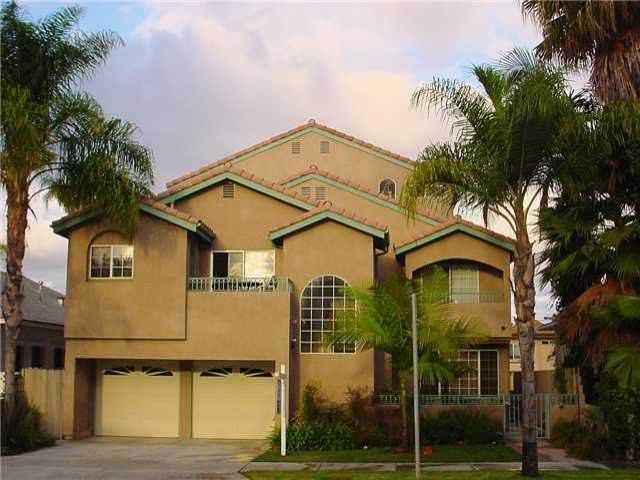 Main Photo: HILLCREST Condo for sale : 2 bedrooms : 3712 Third Avenue #1 in San Diego