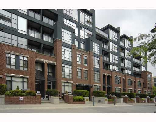 "Main Photo: 514 2268 REDBUD Lane in Vancouver: Kitsilano Condo for sale in ""ANSONIA"" (Vancouver West)  : MLS®# V780637"