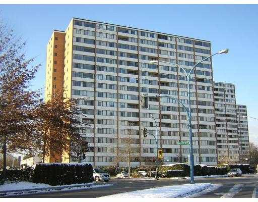 """Main Photo: 603 6651 MINORU Boulevard in Richmond: Brighouse Condo for sale in """"PARK TOWERS"""" : MLS®# V802941"""