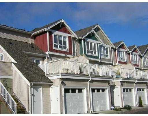 """Main Photo: 13020 NO 2 Road in Richmond: Steveston South Townhouse for sale in """"WATERSIDE VILLAGE"""" : MLS®# V627504"""
