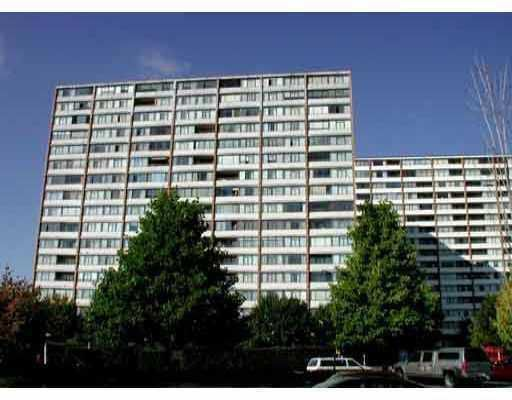 """Main Photo: 611 6651 MINORU Boulevard in Richmond: Brighouse Condo for sale in """"PARK TOWERS"""" : MLS®# V783655"""
