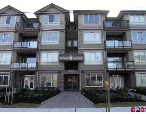"Main Photo: 404 15368 17A Avenue in Surrey: King George Corridor Condo for sale in ""OCEAN WYNDE"" (South Surrey White Rock)  : MLS®# F2921552"