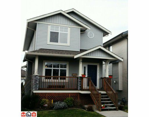 """Main Photo: 117 33751 7TH Avenue in Mission: Mission BC Townhouse for sale in """"HERITAGE PARK"""" : MLS®# F1003770"""