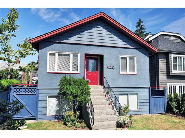 Main Photo: 423 E 36TH Avenue in Vancouver: Fraser VE House for sale (Vancouver East)  : MLS®# V847291