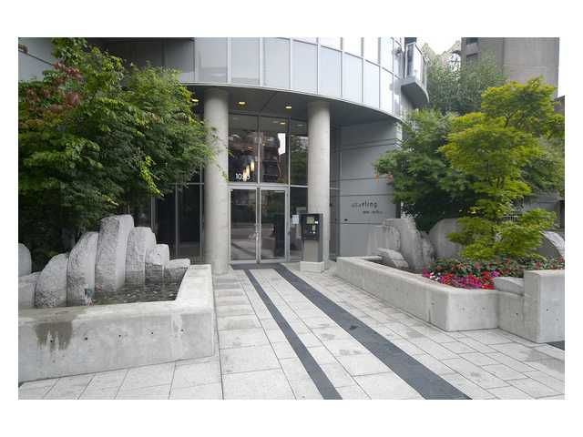"Main Photo: 1504 1050 SMITHE Street in Vancouver: West End VW Condo for sale in ""Sterling"" (Vancouver West)  : MLS®# V849192"