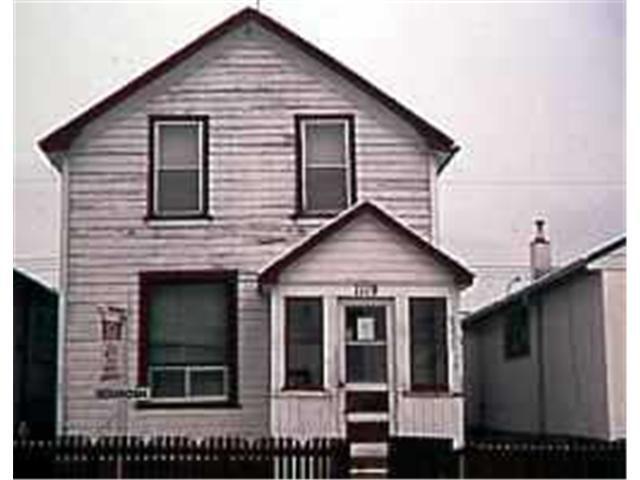 Main Photo: 1119 ALEXANDER Avenue in WINNIPEG: Brooklands / Weston Residential for sale (West Winnipeg)  : MLS®# 9722281