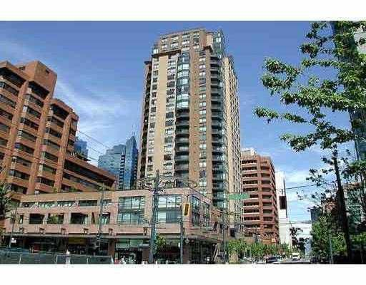 Main Photo: 708 1189 HOWE Street in Vancouver: Downtown VW Condo for sale (Vancouver West)  : MLS®# V718480