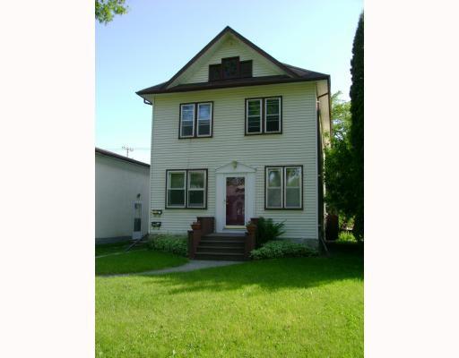 Main Photo: 370 LANSDOWNE Avenue in WINNIPEG: West Kildonan / Garden City Residential for sale (North West Winnipeg)  : MLS®# 2913101