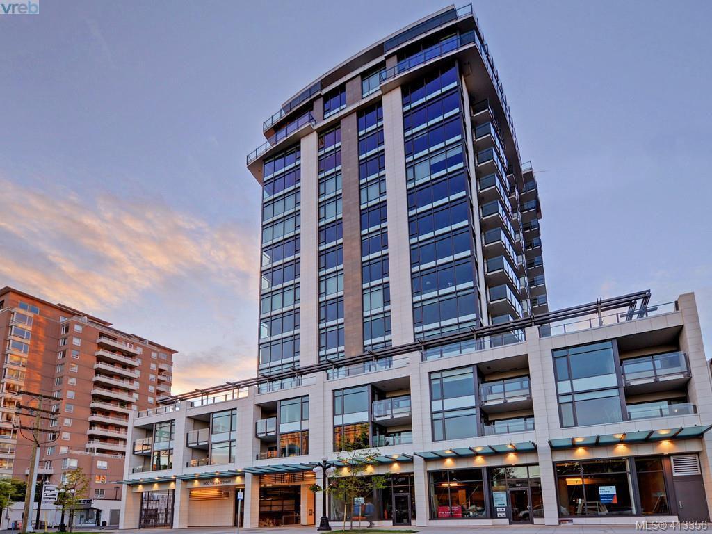 Main Photo: 201 960 Yates Street in VICTORIA: Vi Downtown Condo Apartment for sale (Victoria)  : MLS®# 413356