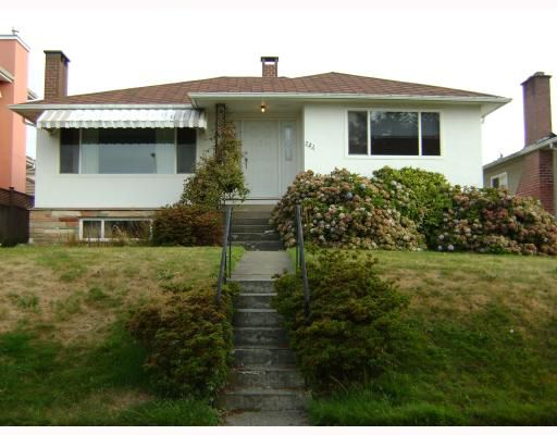 Main Photo: 721 W 63RD Avenue in Vancouver: Marpole House for sale (Vancouver West)  : MLS®# V785806