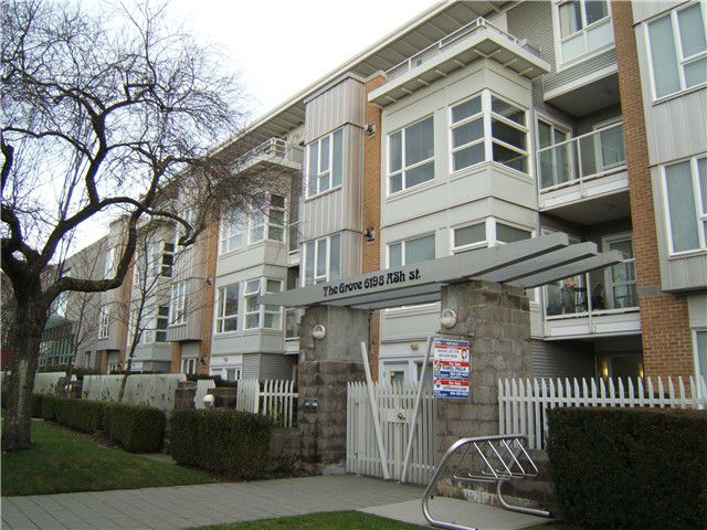 """Main Photo: 110 6198 ASH Street in Vancouver: Oakridge VW Condo for sale in """"THE GROVE"""" (Vancouver West)  : MLS®# V864641"""