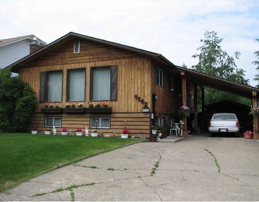 """Main Photo: 4562 AZURE Avenue in Prince_George: N79PGW House for sale in """"FOOTHILLS WEST"""" (N79)  : MLS®# N184455"""