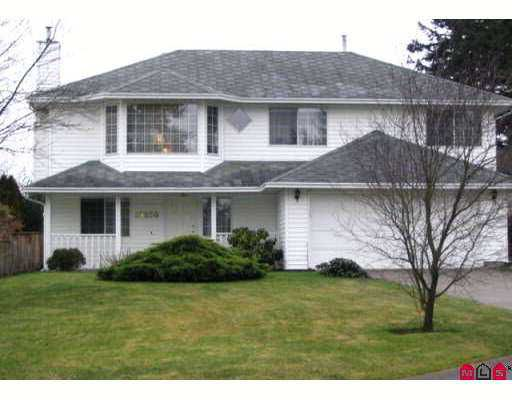 """Main Photo: 15250 21B Ave in White Rock: King George Corridor House for sale in """"SOUTH SURREY, WHITE ROCK KING G"""" (South Surrey White Rock)  : MLS®# F2700400"""