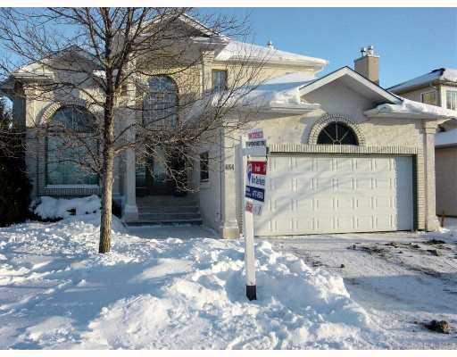 Main Photo: 484 SCURFIELD Boulevard in WINNIPEG: Fort Garry / Whyte Ridge / St Norbert Residential for sale (South Winnipeg)  : MLS®# 2900826