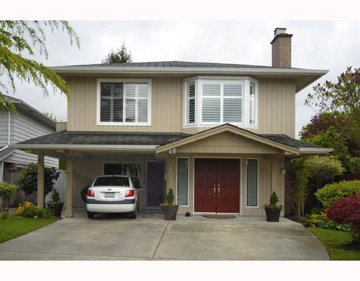 """Main Photo: 11780 TRUMPETER Drive in Richmond: Westwind House for sale in """"STEVESTON"""" : MLS®# V765986"""