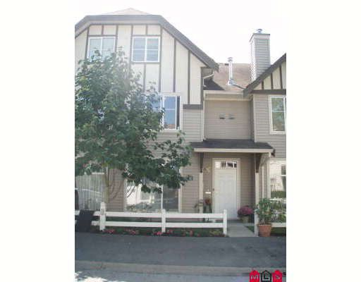 "Main Photo: 26 6465 184A Street in Surrey: Cloverdale BC Townhouse for sale in ""ROSE"" (Cloverdale)  : MLS®# F2918796"