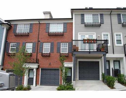 """Main Photo: 20 688 EDGAR Avenue in Coquitlam: Coquitlam West Townhouse for sale in """"GABLE"""" : MLS®# V813754"""