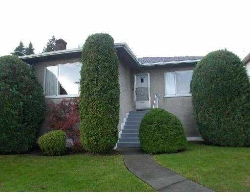 Main Photo: 5395 CHAMBERS Street in Vancouver: Collingwood VE House for sale (Vancouver East)  : MLS®# V745881