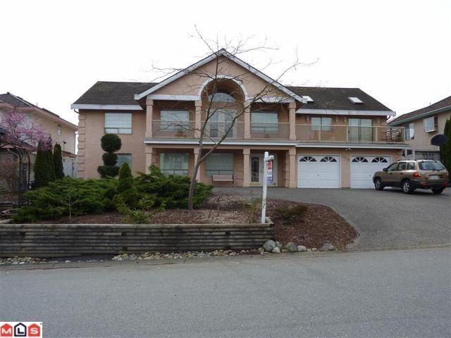 Main Photo: 16348 95A Avenue in Surrey: Fleetwood Tynehead House for sale : MLS®# F1006292