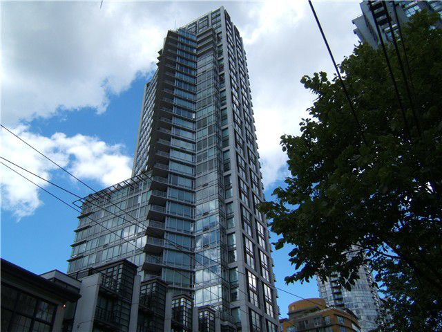 "Main Photo: 2306 1255 SEYMOUR Street in Vancouver: Downtown VW Condo for sale in ""ELAN"" (Vancouver West)  : MLS®# V839228"