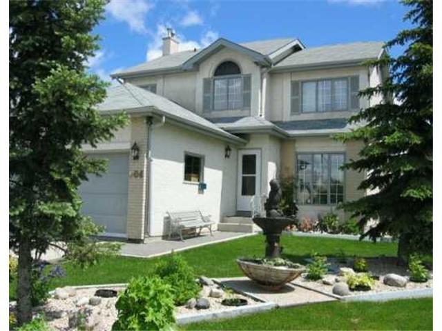 Main Photo: 604 BAIRDMORE Boulevard in WINNIPEG: Fort Garry / Whyte Ridge / St Norbert Residential for sale (South Winnipeg)  : MLS®# 2508507