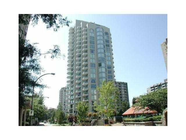 """Main Photo: 706 739 PRINCESS Street in New Westminster: Uptown NW Condo for sale in """"BERKLEY PLACE"""" : MLS®# V859827"""