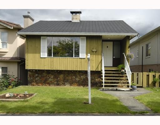 Main Photo: 641 E 26TH Avenue in Vancouver: Fraser VE House for sale (Vancouver East)  : MLS®# V716572