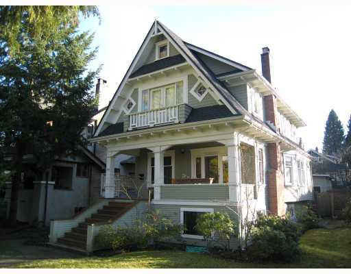 Main Photo: 1996 W 13TH Avenue in Vancouver: Kitsilano House for sale (Vancouver West)  : MLS®# V730846