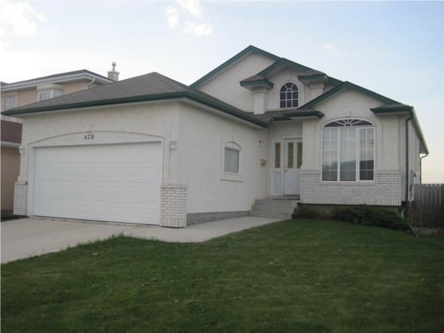 Main Photo: 628 Scurfield Boulevard in WINNIPEG: Fort Garry / Whyte Ridge / St Norbert Residential for sale (South Winnipeg)  : MLS®# 1010010