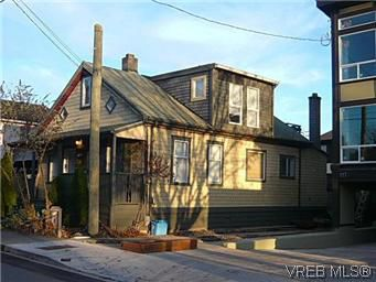 Main Photo: 119 St. Lawrence Street in VICTORIA: Vi James Bay Single Family Detached for sale (Victoria)  : MLS®# 286409