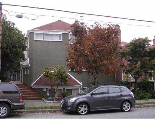 Main Photo: 213 1045 W 8TH Avenue in Vancouver: Fairview VW Townhouse for sale (Vancouver West)  : MLS®# V741523