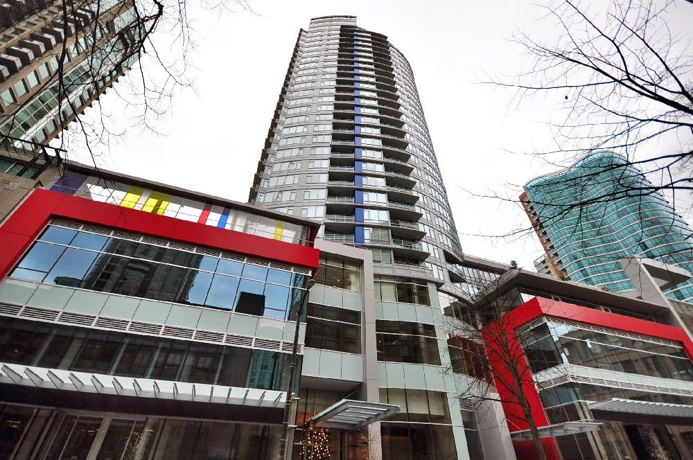"Main Photo: 1703 833 HOMER Street in Vancouver: Downtown VW Condo for sale in ""ATELIER ON ROBSON"" (Vancouver West)  : MLS®# V861486"