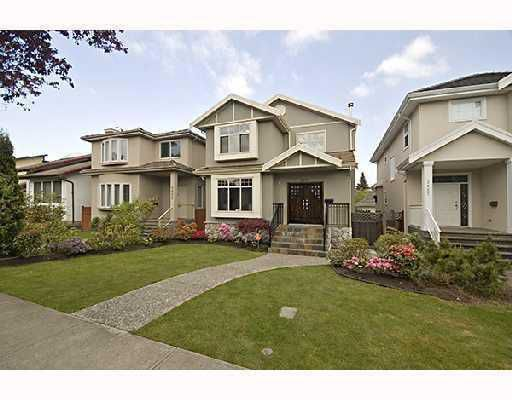 Main Photo: 2831 W 22ND Avenue in Vancouver: Arbutus House for sale (Vancouver West)  : MLS®# V719605
