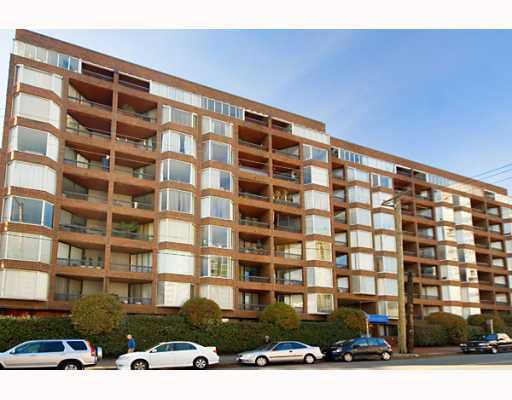 """Main Photo: 206 950 DRAKE Street in Vancouver: Downtown VW Condo for sale in """"ANCHOR POINT"""" (Vancouver West)  : MLS®# V757806"""