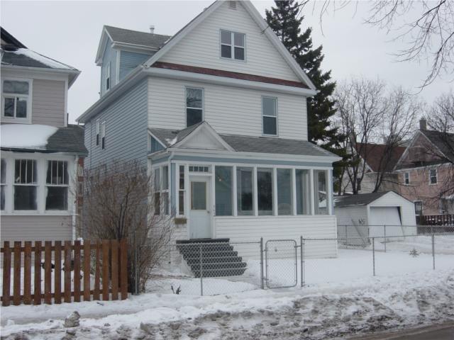 Main Photo: 363 Agnes Street in WINNIPEG: West End / Wolseley Residential for sale (West Winnipeg)  : MLS®# 1002862